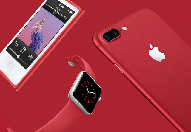 The story behind Apple and Product(Red) that you didn't know about