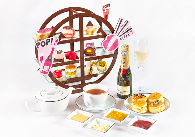 Coming soon: Moët & Chandon Emoëticons Afternoon Tea at Mandarin Oriental KL