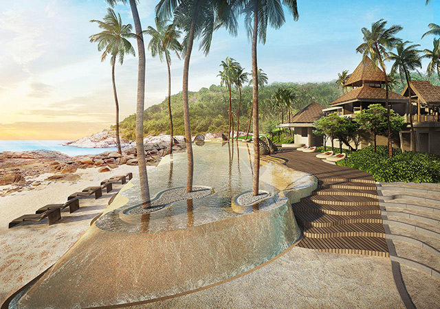 YTL Hotels opens The Ritz-Carlton, Koh Samui and it's gorgeous
