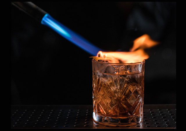 Drink Negronis at Skullduggery this week to help a charity