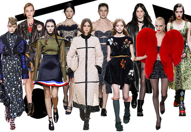 AW16's biggest runway trends to look out for