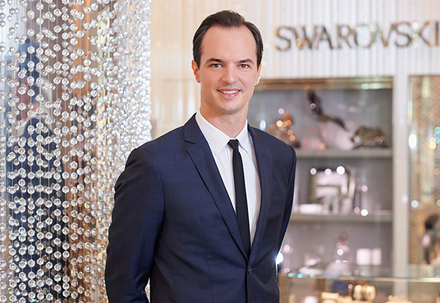 Swarovski's Aymeric Lacroix on the brand's first merry-go-round and upcoming collection