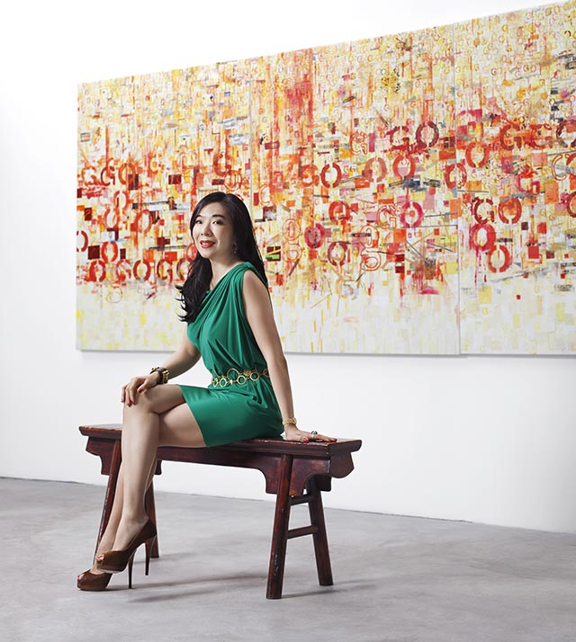 #BuroArtBeat: Wei-Ling talks about the artists today and a virtual reality tomorrow