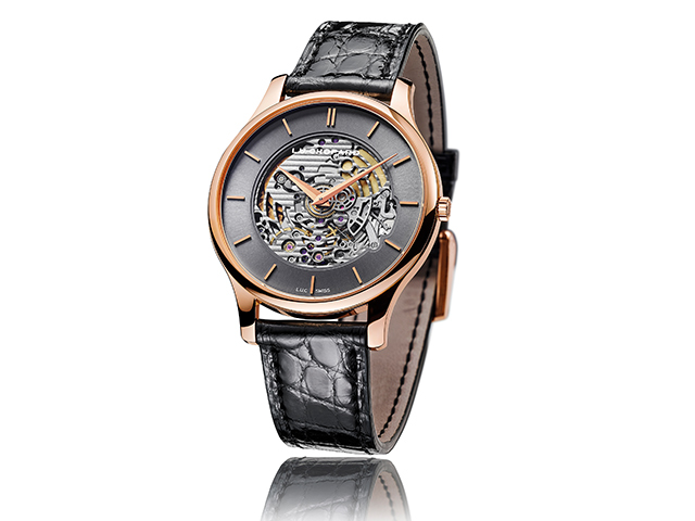 Chopard L.U.C XP Skeletec bares its bones with an ultra-thin movement