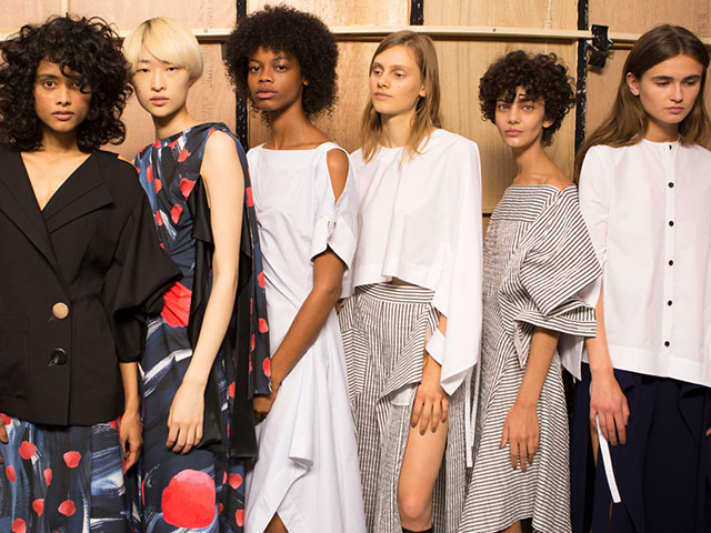 London Fashion Week SS17: Highlights of Day 1