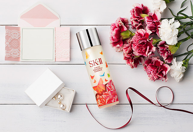 The perfect Mother's Day gift: SK-II Spring Butterfly Limited Edition Facial Treatment Essence