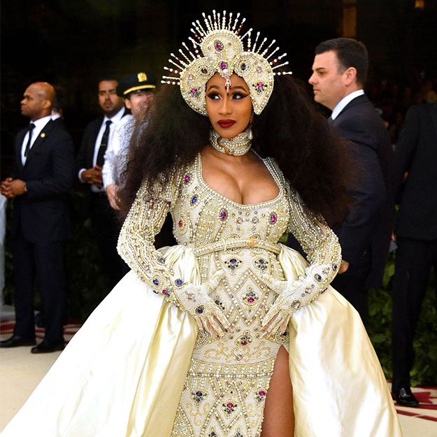Recap: What the stars wore to the Met Gala 2018
