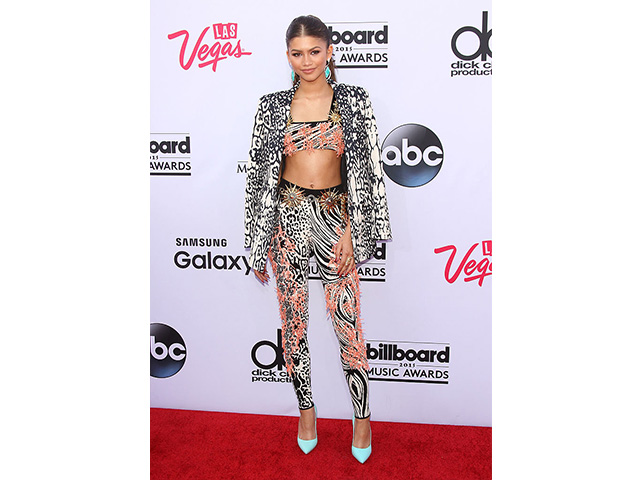 In Fausto Puglisi at the 2015 Billboard Music Awards