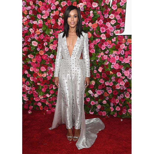 Kerry Washington in Atelier Versace