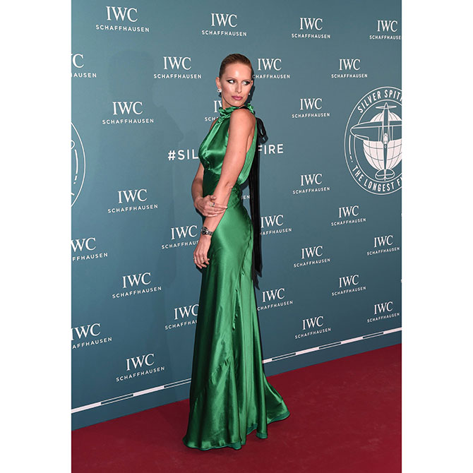 Karolina Kurkova at IWC