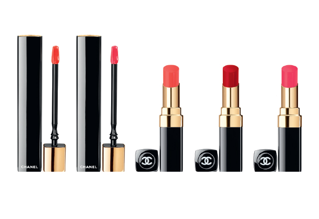 East Meets West Chanel Le Blanc Makeup Is A Perfect