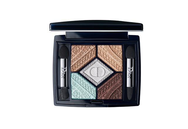 Dior 5 Couleurs Eyeshadow Palette, Skyline Edition n° 506 Parisian Sky