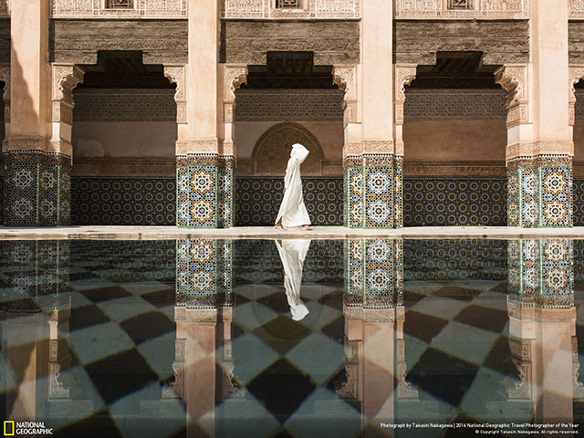 Ben Youssef by Takashi Nakagawa | First place winner, Cities