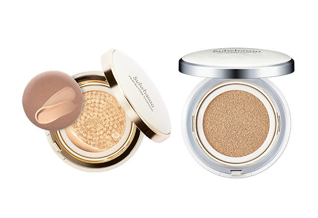 Sulwhasoo Perfecting Cushion and Perfecting Cushion Brightening