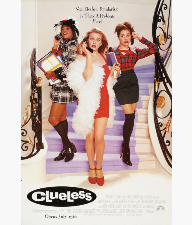 """Clueless"" (1995) by Amy Heckling"