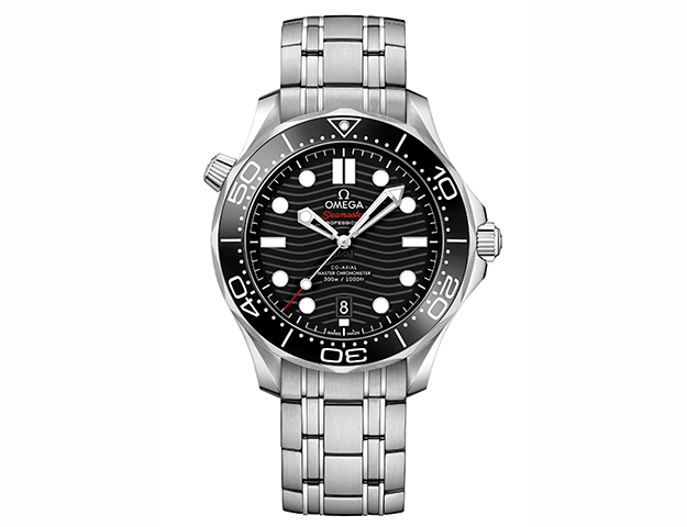 Omega Seamaster Diver 300m in steel