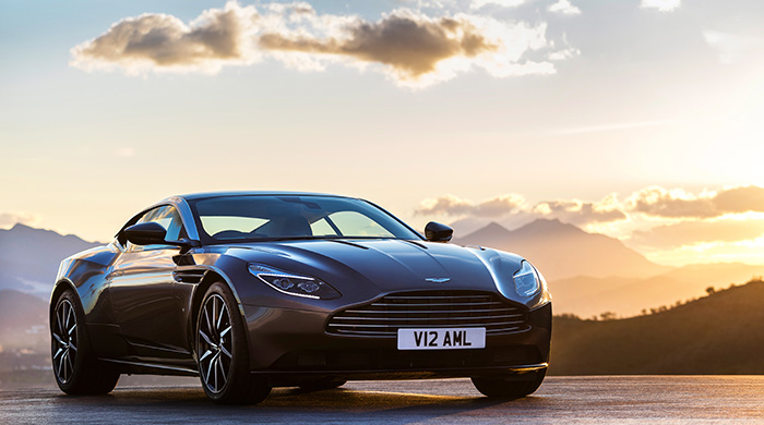 The Aston Martin DB11 is now in Malaysia