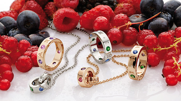 Delectable jewels: Bulgari-Bulgari Roman Sorbets