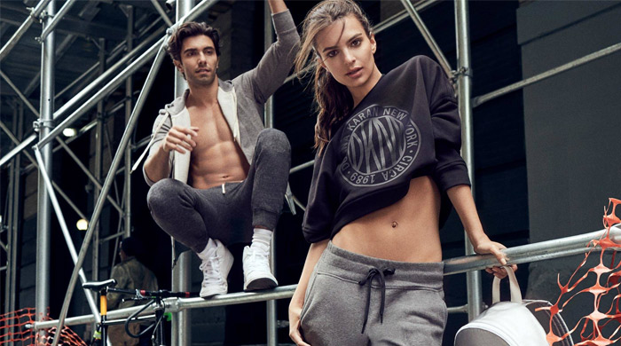 Emily Ratajkowski shows us how to be a New Yorker in DKNY's AW17 campaign