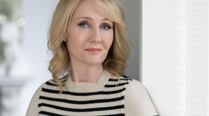 J.K. Rowling reveals she's working on not just one but two new books