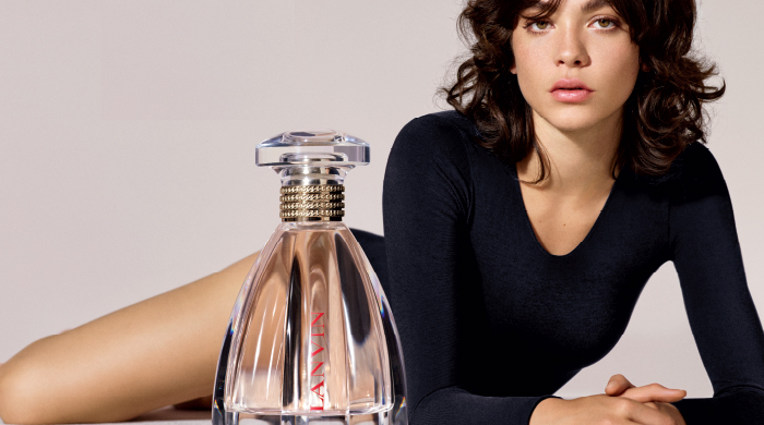 A fragrance for the girly girl with an edge: Lanvin Modern Princess