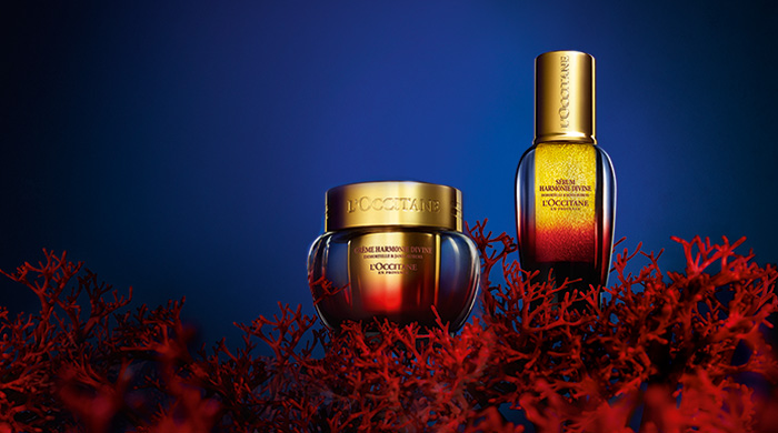 L'Occitane Harmonie Divine takes anti-ageing care to another level