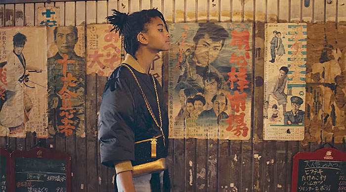 Watch: Willow Smith explores the best of Tokyo, armed with Chanel