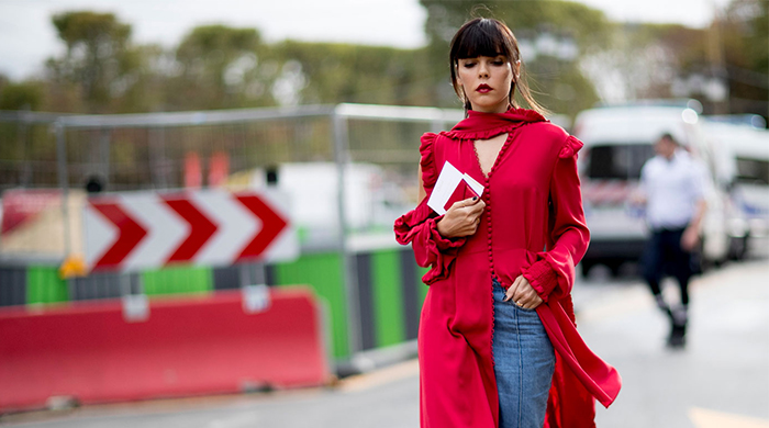 Paris Fashion Week SS17: Day 3 Street Style