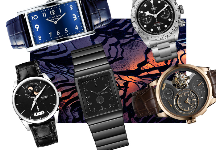 6 distinguished timepieces to gift dad this Father's Day